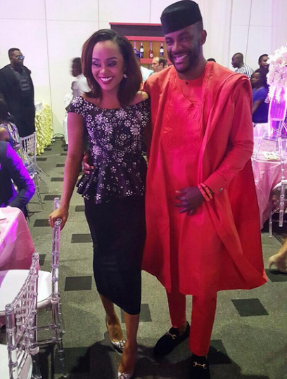 Tosyn Bucknor and Boyer Aurelien White Wedding LoveweddingsNG - Ebuka Obi - Uchendu & Cynthia