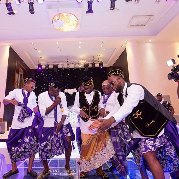 Ubi Franklin and Lilian Esoro Traditional Wedding LoveweddingsNG1