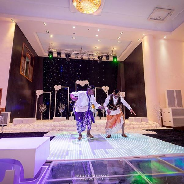 Ubi Franklin and Lilian Esoro Traditional Wedding LoveweddingsNG2