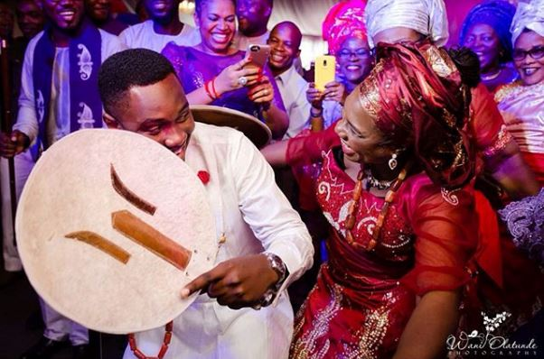 Uche Okonkwo and Kachi Asugha Traditional Wedding LoveweddingsNG9