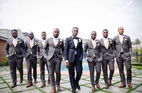 Uche Okonkwo and Kachi Asugha Wedding LoveweddingsNG5