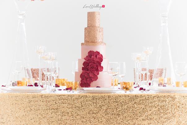 Wedding Cake - QCakes LoveweddingsNG