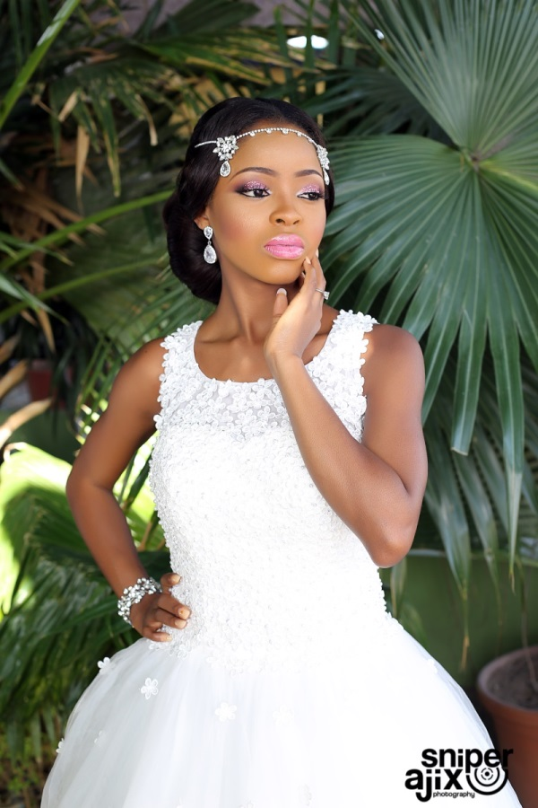 Yes I Do Bridal Shoot - LoveweddingsNG12