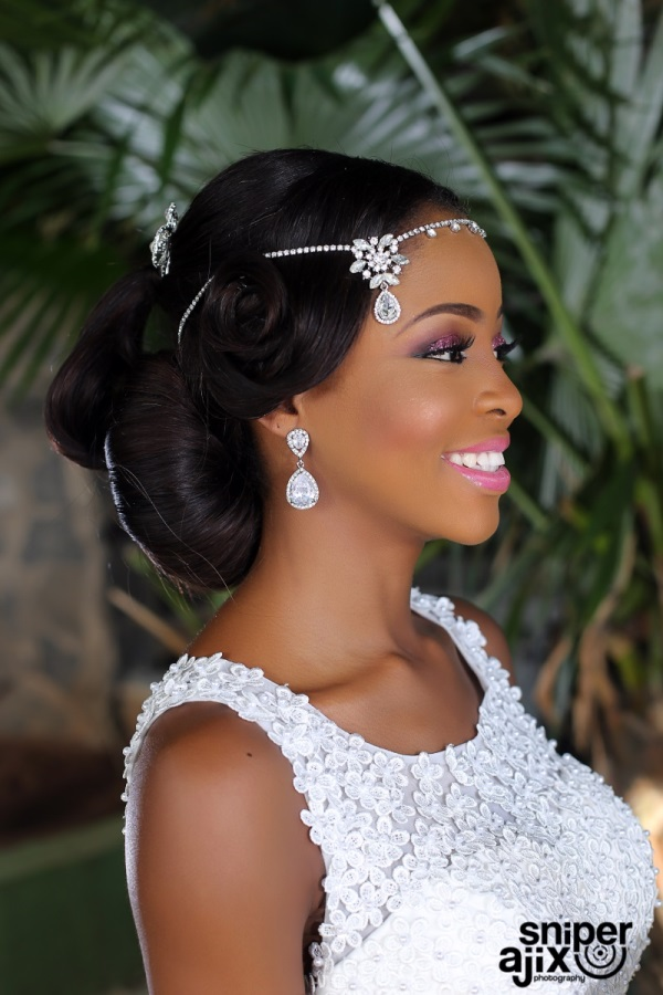 Yes I Do Bridal Shoot - LoveweddingsNG23