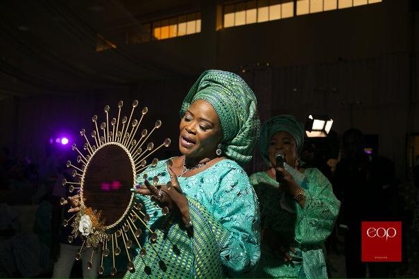 Liz Awoliyi and Tosin Osho's Traditional Engagement LoveweddingsNG 10