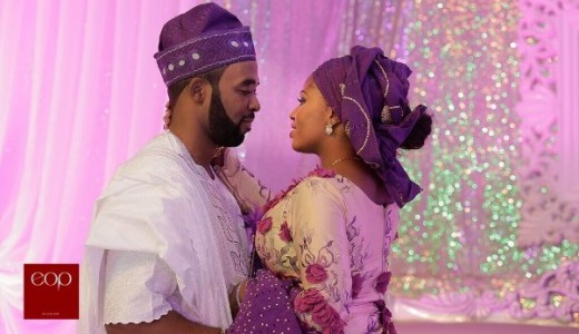 Liz Awoliyi and Tosin Osho's Traditional Engagement LoveweddingsNG feat