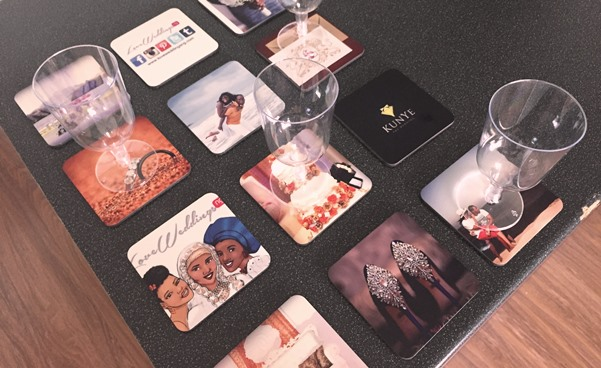 LoveweddingsNG Product Review Snapfish Personalised Coasters feat