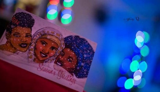 Merry Christmas LoveweddingsNG Christmas Card