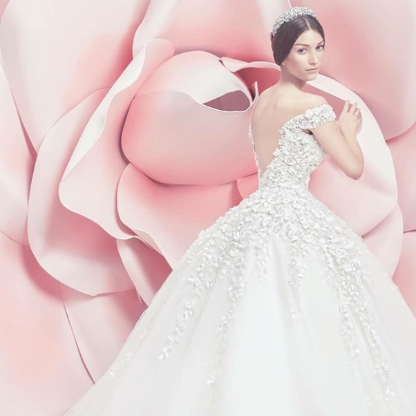 Michael Cinco Spring Summer 2016 Bridal Collection LoveweddingsNG 13