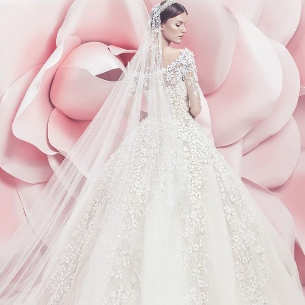 Michael Cinco Spring Summer 2016 Bridal Collection LoveweddingsNG 14
