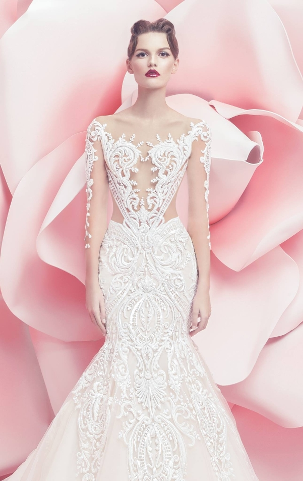 Michael Cinco Spring Summer 2016 Bridal Collection LoveweddingsNG
