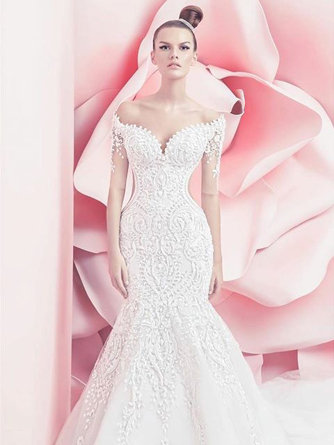Michael Cinco Spring Summer 2016 Bridal Collection LoveweddingsNG3