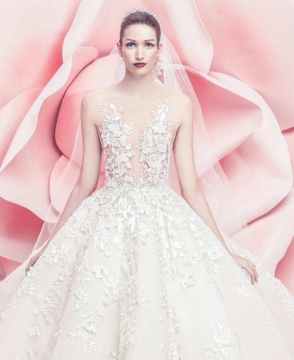 Michael Cinco Spring Summer 2016 Bridal Collection LoveweddingsNG4