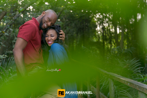 Nigerian Engagement Session - Ify and Ben Akan Emmanuel Photography LoveweddingsNG 1