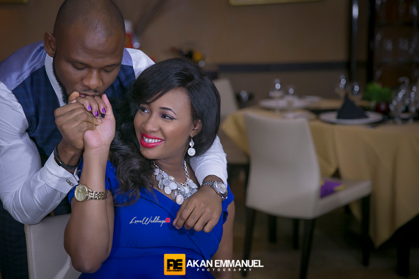 Nigerian Engagement Session - Ify and Ben Akan Emmanuel Photography LoveweddingsNG 18