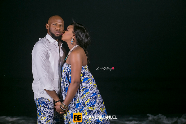 Nigerian Engagement Session - Ify and Ben Akan Emmanuel Photography LoveweddingsNG 6