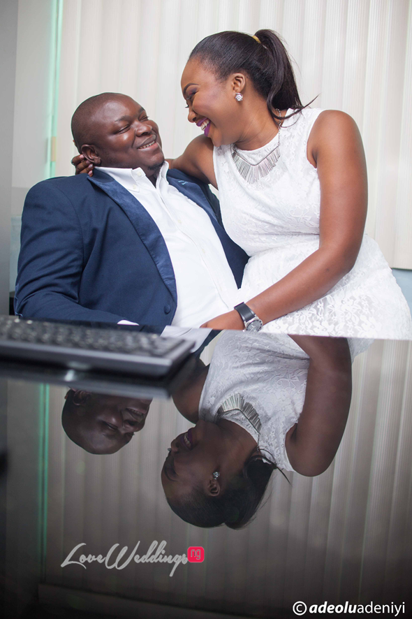 Nigerian Engagement Session - Oluwatosin and Imoleayo LoveweddingsNG Adeolu Adeniyi 1