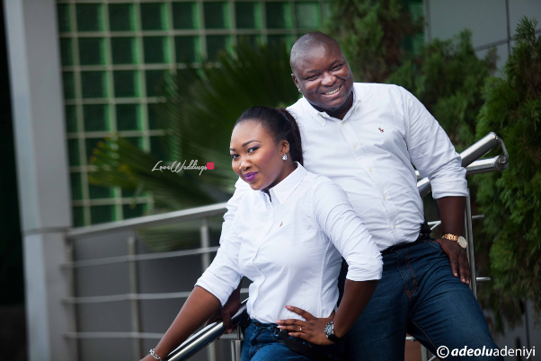 Nigerian Engagement Session - Oluwatosin and Imoleayo LoveweddingsNG Adeolu Adeniyi 11
