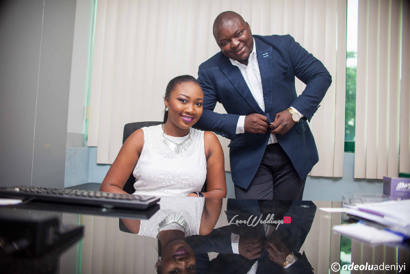 Nigerian Engagement Session - Oluwatosin and Imoleayo LoveweddingsNG Adeolu Adeniyi 2