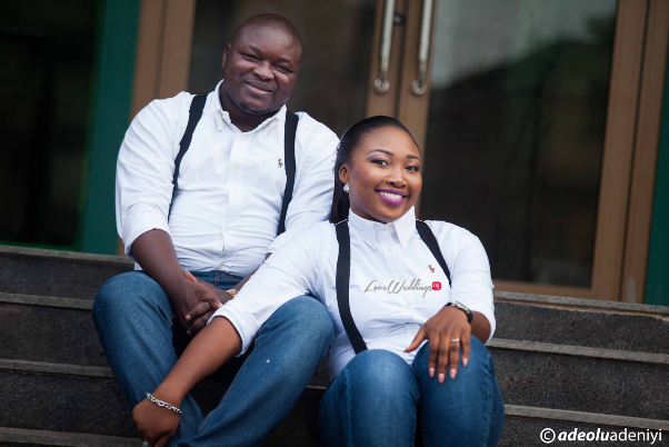 Nigerian Engagement Session - Oluwatosin and Imoleayo LoveweddingsNG Adeolu Adeniyi 8