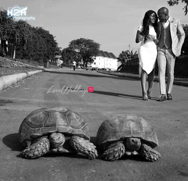 Nigerian Engagement Shoot - Uzo and Eno LoveweddingsNG 1