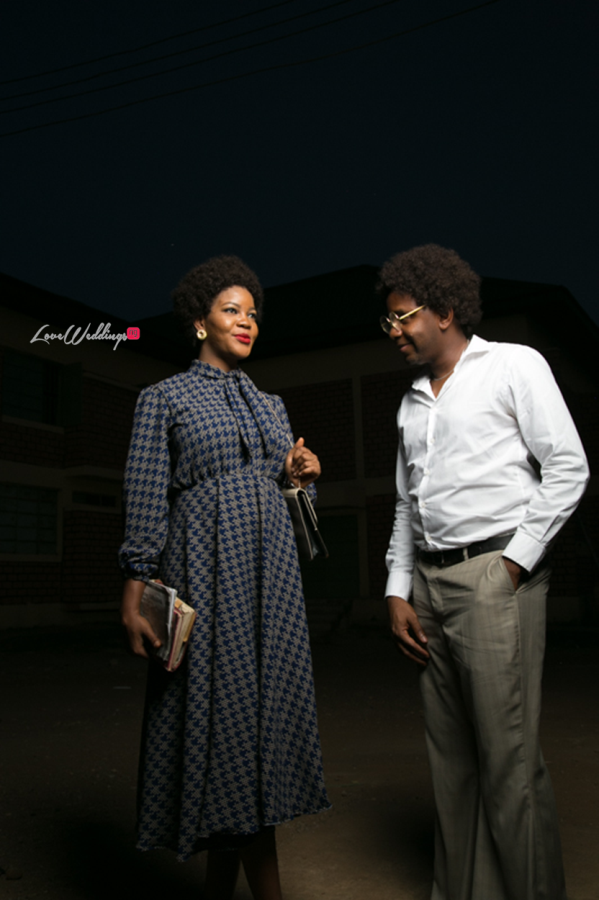Nigerian Pre Wedding Shoot - Nonso and Nnenna LoveweddingsNG