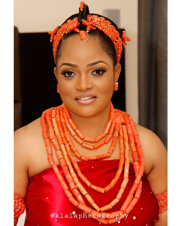 Nigerian Traditional Intertribal Wedding - Margaret & Duro - LoveweddingsNG Klala Photography 14