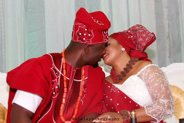Nigerian Traditional Intertribal Wedding - Margaret & Duro - LoveweddingsNG Klala Photography 20