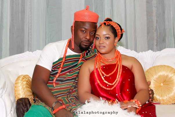 Nigerian Traditional Intertribal Wedding - Margaret & Duro - LoveweddingsNG Klala Photography 21