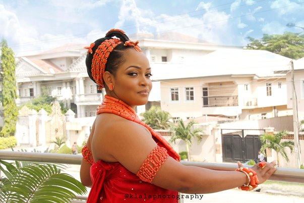 Nigerian Traditional Intertribal Wedding - Margaret & Duro - LoveweddingsNG Klala Photography 24