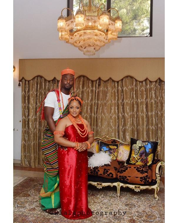 Nigerian Traditional Intertribal Wedding - Margaret & Duro - LoveweddingsNG Klala Photography 27