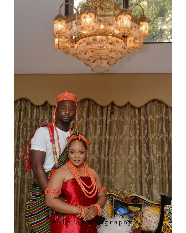 Nigerian Traditional Intertribal Wedding - Margaret & Duro - LoveweddingsNG Klala Photography 28