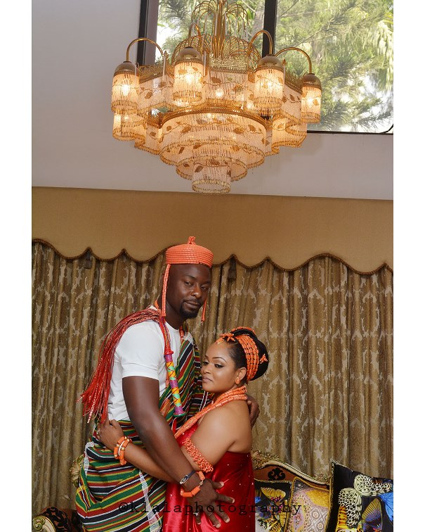 Nigerian Traditional Intertribal Wedding - Margaret & Duro - LoveweddingsNG Klala Photography 29