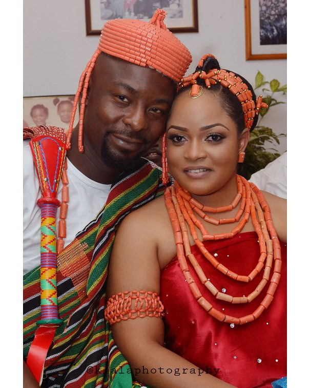 Nigerian Traditional Intertribal Wedding - Margaret & Duro - LoveweddingsNG Klala Photography 30
