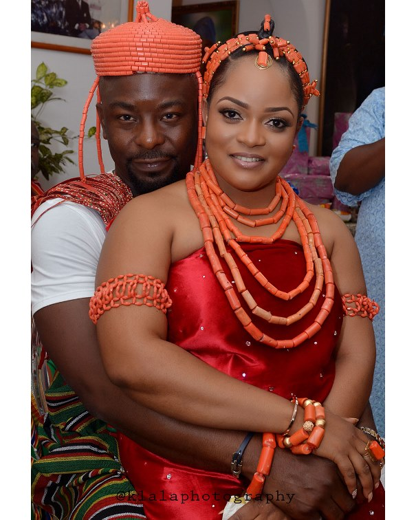 Nigerian Traditional Intertribal Wedding - Margaret & Duro - LoveweddingsNG Klala Photography 32