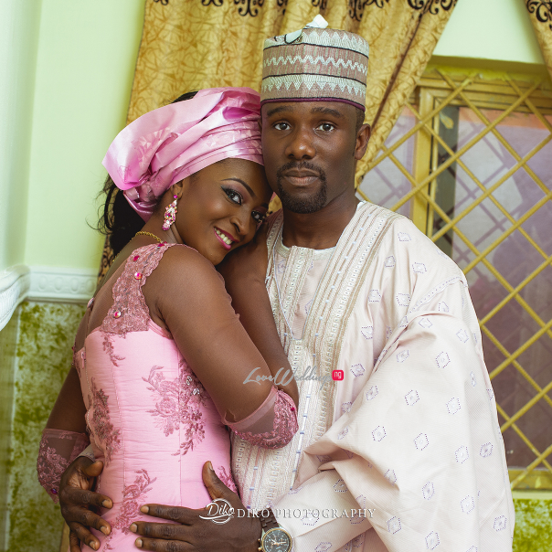 Nigerian Traditional Wedding Pictures - Elisabeth and Fabia Diko Photography LoveweddingsNG 10