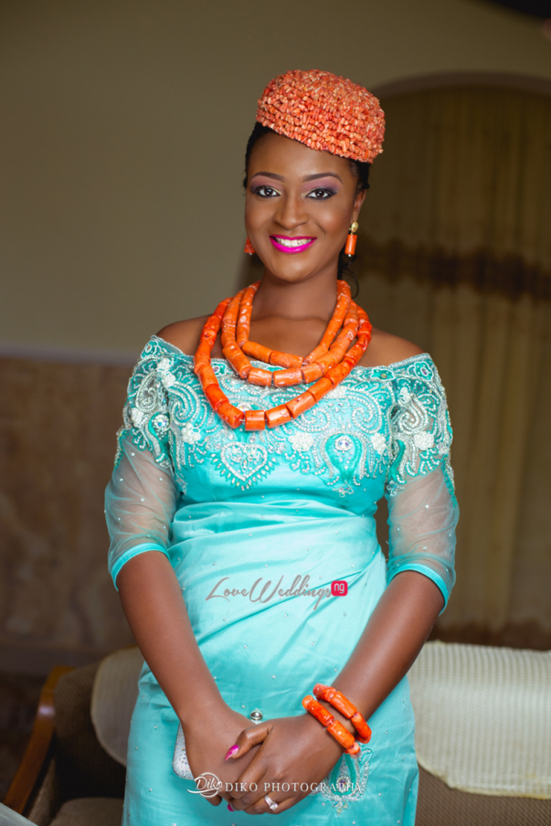 Nigerian Traditional Wedding Pictures - Elisabeth and Fabia Diko Photography LoveweddingsNG 13