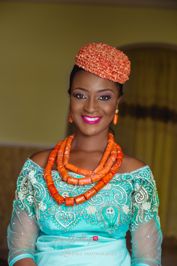 Nigerian Traditional Wedding Pictures - Elisabeth and Fabia Diko Photography LoveweddingsNG 14