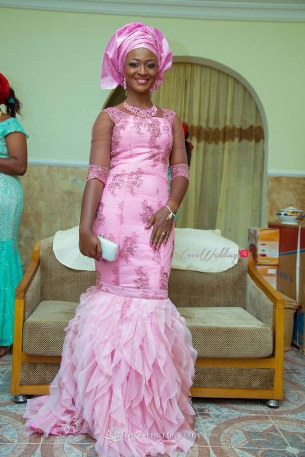 Nigerian Traditional Wedding Pictures - Elisabeth and Fabia Diko Photography LoveweddingsNG 7