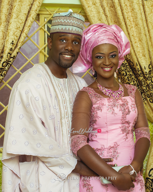 Nigerian Traditional Wedding Pictures - Elisabeth and Fabia Diko Photography LoveweddingsNG 9