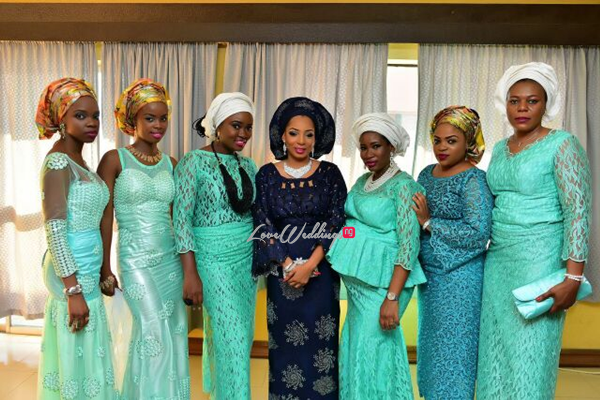 Nigerian Traditional Wedding - Wonuola and Mayokun LoveweddingsNG 6