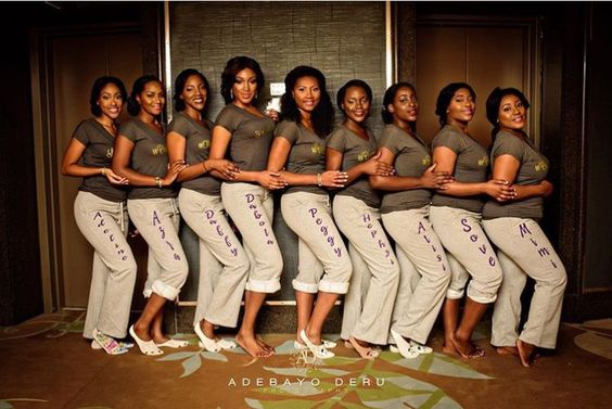 Nigerian Wedding Alternatives to bridal robes LoveWeddingsNG Adebayo Deru