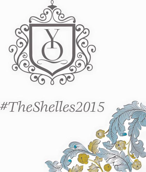 Nigerian Wedding Logos - The Shelles 2015