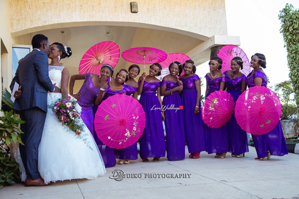 Nigerian Wedding Pictures - Elisabeth and Fabia Diko Photography LoveweddingsNG 11