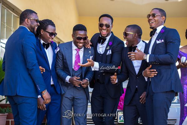 Nigerian Wedding Pictures - Elisabeth and Fabia Diko Photography LoveweddingsNG 12