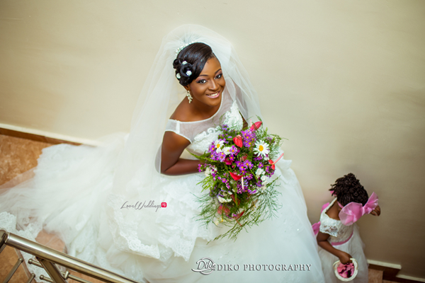 Nigerian Wedding Pictures - Elisabeth and Fabia Diko Photography LoveweddingsNG 2