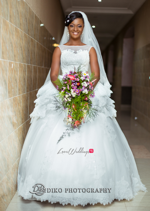 Nigerian Wedding Pictures - Elisabeth and Fabia Diko Photography LoveweddingsNG 4