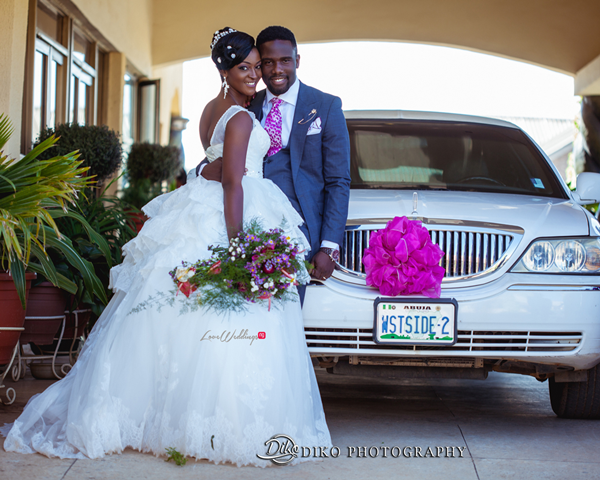 Nigerian Wedding Pictures - Elisabeth and Fabia Diko Photography LoveweddingsNG 8