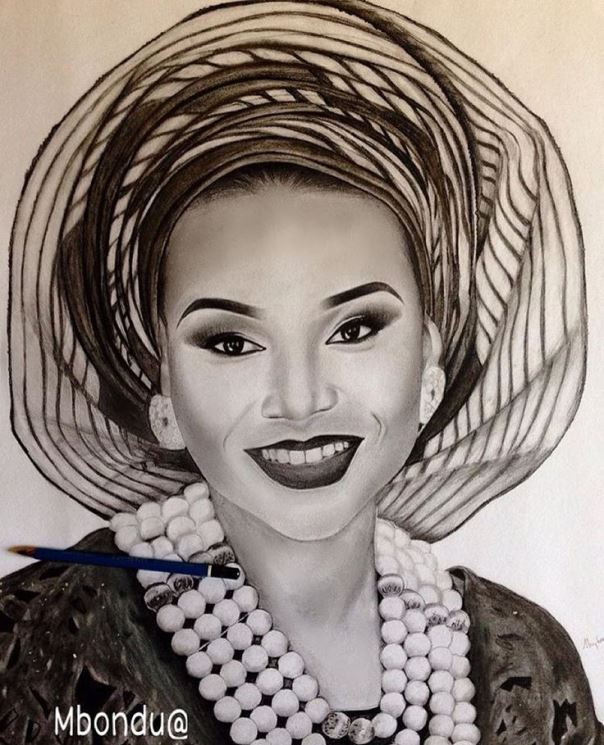 Nigerian Wedding Trends 2015 - Illustrations