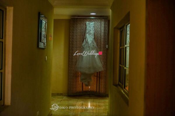 Nigerian White Wedding - Oluwadamilola and Olorunfemi LoveweddingsNG Diko Photography 1